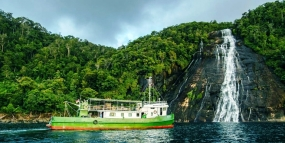 الافتتان الإندونسي - جمال الجزيرة مورسالا بتافانولي الوسطى
