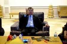 نائب الرئيس يوسف كلا :  الأمة بأكملها تتعاطف مع ضحايا  زلزال  وتسونامي. دونجالا
