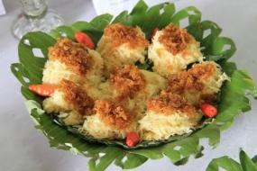 Kacimuih: Een traditionele koek van West Sumatra