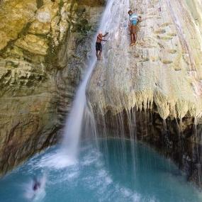 Hoko Waterval in Maluku