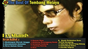 Maleisische liedjes : Boy Shandy