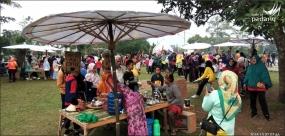 Van Der Capellen Markt in West Java
