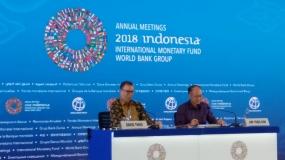 L'Indonésie a reçu une grande appréciation du succès de la réunion annuelle du FMI et Groupe de la Banque Mondiale à Bali en 2018