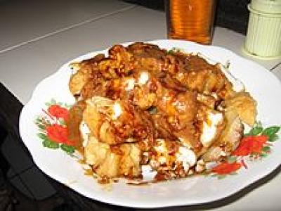 Hucap, un menu du petit déjeuner de Kuningan