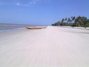 L'ile Rupat à Riau.