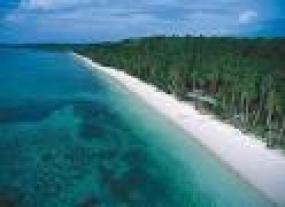 Der Rupat Insel in Riau