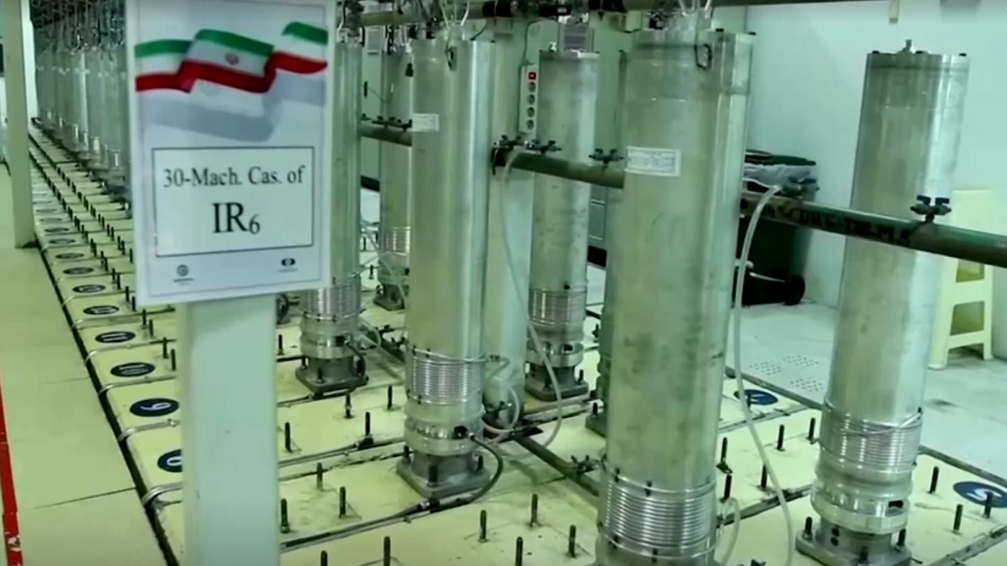 Iran reports 'accident' at nuclear site, warns enemies