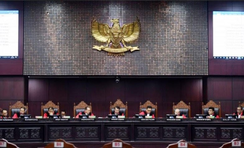 Constitutional Court to earlier announce the verdict of disputes over the results of the 2019 Presidential Elections