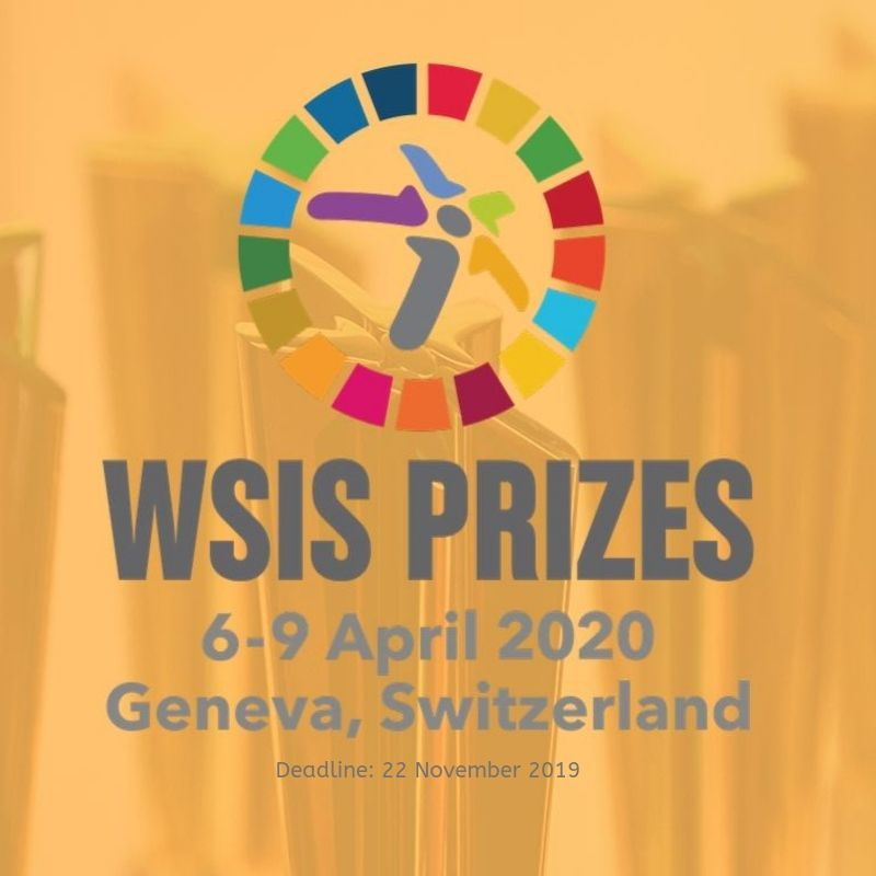 The Miss Lambe Hoaks Program of the Ministry of Communication and Information was nominated for the WSIS Prizes 2020