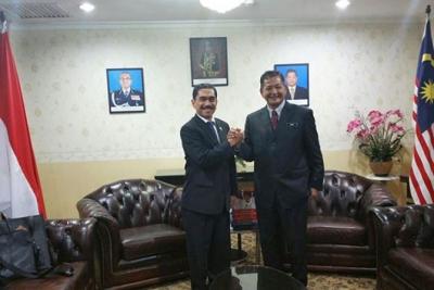 テロ対策国家機関は、マレーシアとの協力を強化する