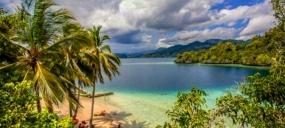 中部スラウェシ州のSOMBORI島