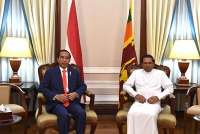 佐戈•维多多总统与斯里兰卡 希望提高经济合作