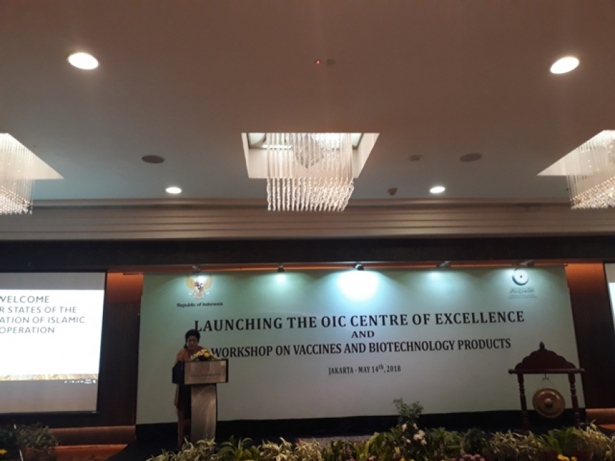 OIC Wants Indonesia to Help Independence of Vaccines and Biotechnology