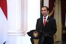 Status Upgrade Opportunity to Emerge From Middle-Income Trap: Jokowi