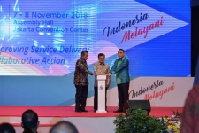 Vice President Jusuf Kalla Asks for Transportation Sector to Grow with Updated Technology