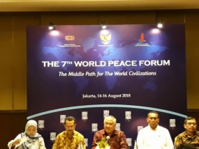 Seventh World Peace Forum