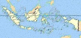 Mosaic of Indonesia
