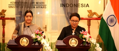 INDONESIA AND INDIA TO STEP UP ECONOMY
