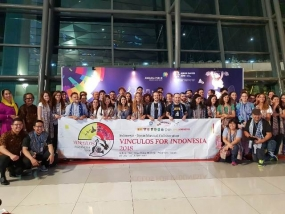 The Vinculos Project Improves Relationship between Indonesia and Spain