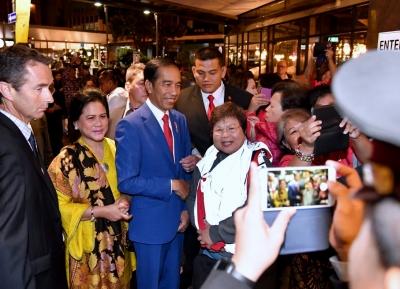 President Joko Widodo Visits New Zealand