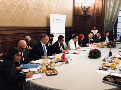 MIKTA Foreign Ministers Meeting  in Buenos Aires
