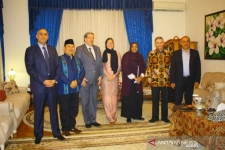 Ambassador affirms Indonesia and OIC members support Palestine