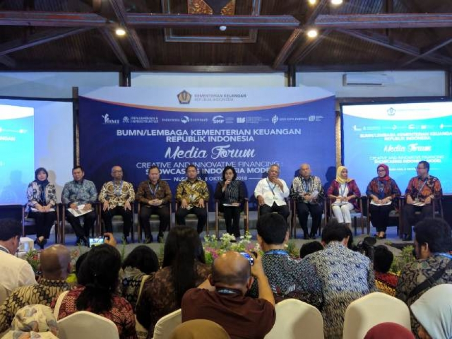 Ministry of Communication and Informatics Launches Multi-function Satellite Project in Bali