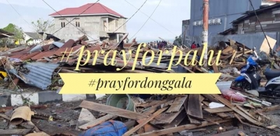 Pray for Palu & Donggala
