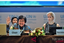 Minister of Environment and Forestry Siti Nurbaya Leads Opening of 14th APRSCP Conference