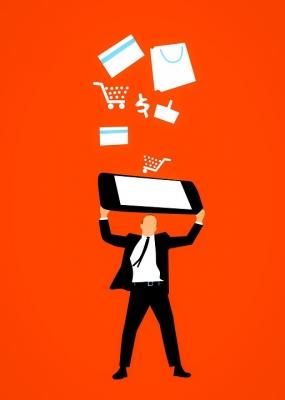 Para el año 2018, el negocio de comercio electrónico proyecta un aumento del 200 por ciento
