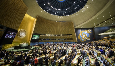 World Leaders To Mark 75th Year of UN As Pandemic Challenges Organization